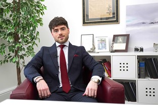 Conor Johnstone, Solicitor