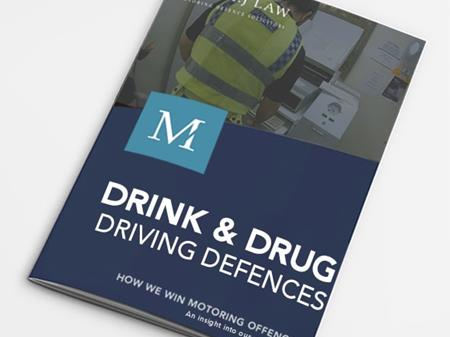 Drink & Drug Driving Defences – Avoid a Ban